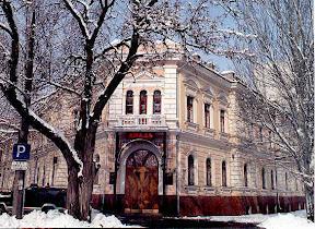 Здание Николаевского коммерческого училища. Современное состояние.