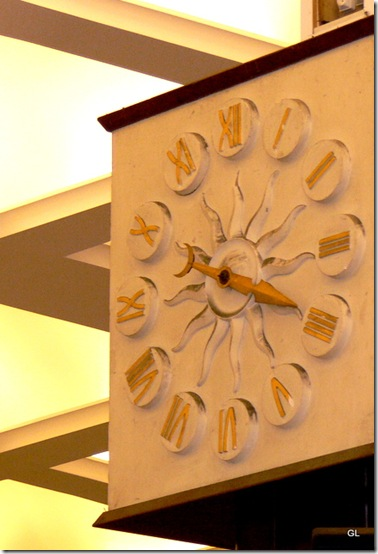 Horloge 035