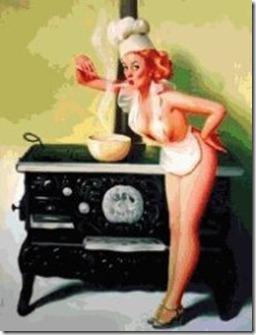 Tauro cocinera