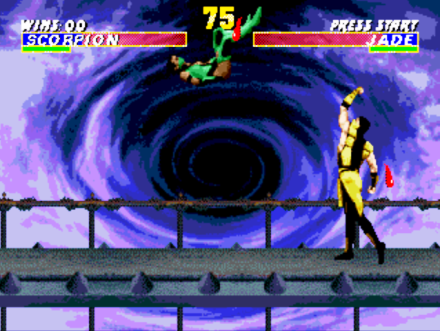 Mortal Kombat 3 - ilustrační foto