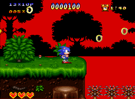 Sonic - ilustrační foto