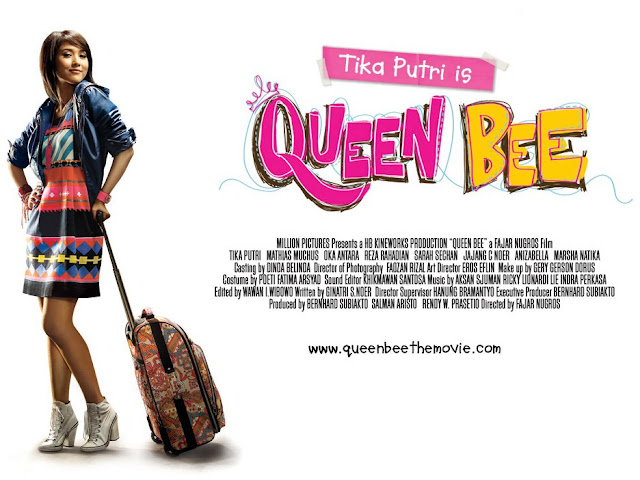 Download film Indonesia Queen Bee gratis