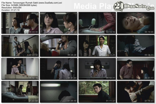 Download film Terowongan Rumah Sakit gratis
