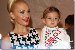 Kingston Rossdale, son of Gwen Stefani and Gavin Rossdale. (Photo by Bryan Bedder/Getty Images for IMG)
