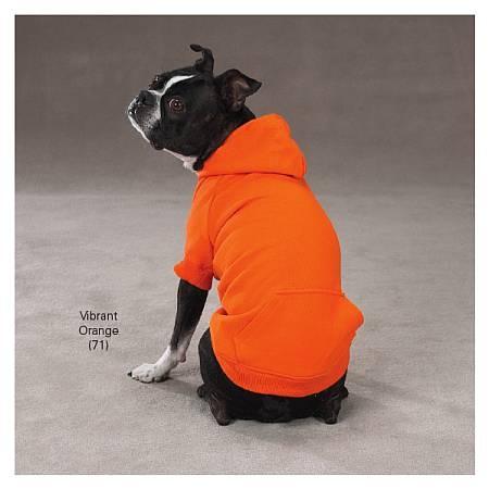 Hoodie Sweatshirt Orange