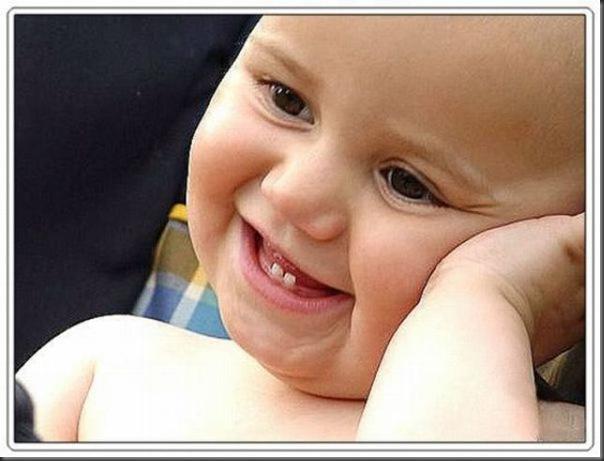 Momento positivo do dia - Lindos e fofos sorrisos (7)