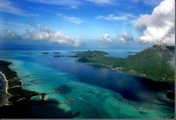 O Paraíso na Terra Bora Bora (2)