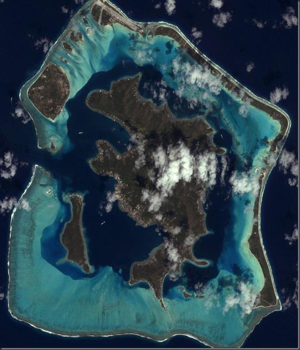 O Paraíso na Terra Bora Bora (1)