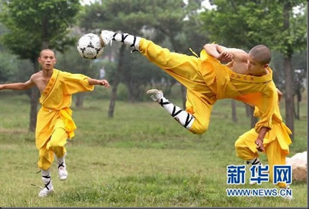 Futebol arte marcial