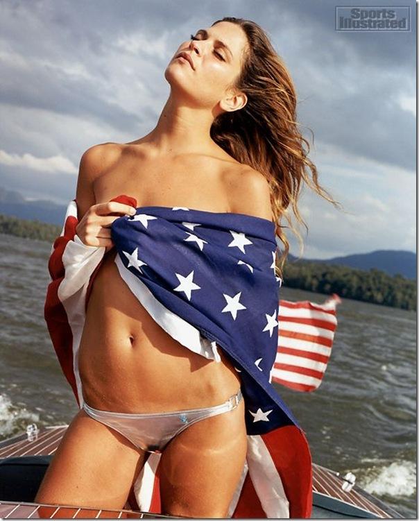 Fotos sexy de garotas patriotas americanas (2)