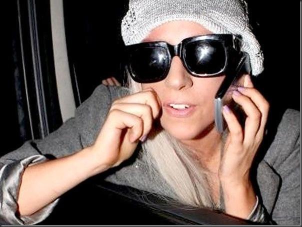Lady Gaga dia a dia (9)
