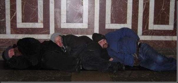 Dando uma volta de metro na Russia (17)