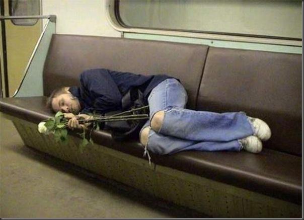 Dando uma volta de metro na Russia (6)