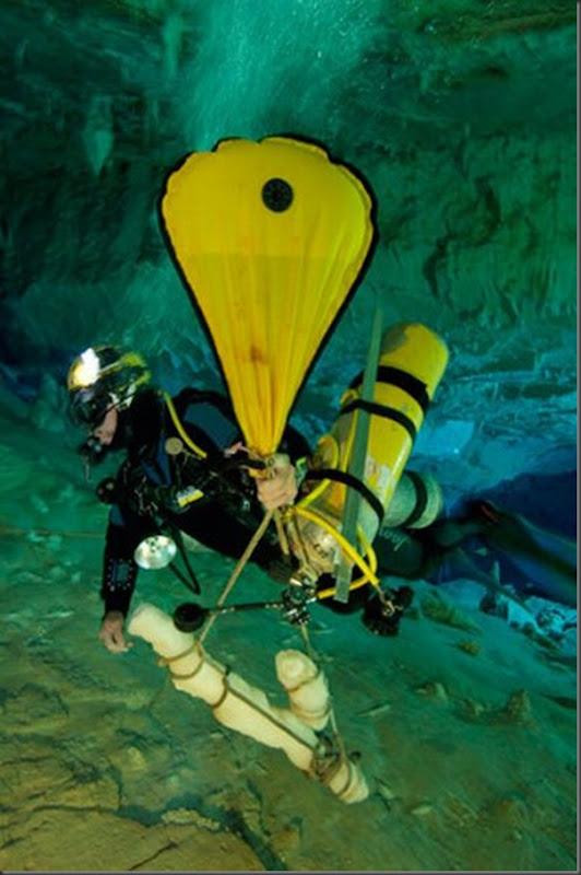 Lindas imagens de cavernas nas Bahamas (15)