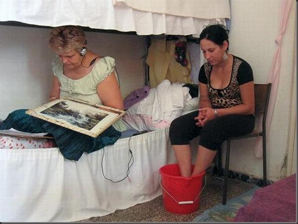 Vida das mulheres em uma prisão na Romênia (56)