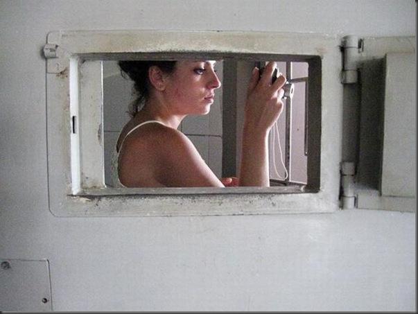 Vida das mulheres em uma prisão na Romênia (55)