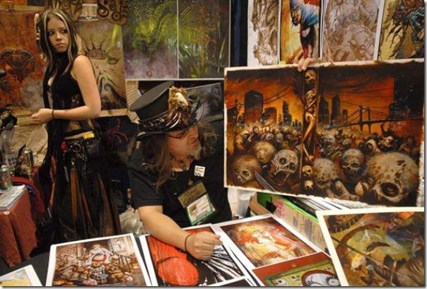 Comic-Con festival 2010 (4)