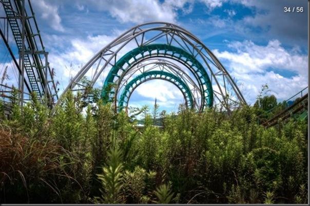Parque de diversões abandonado no Japão (7)
