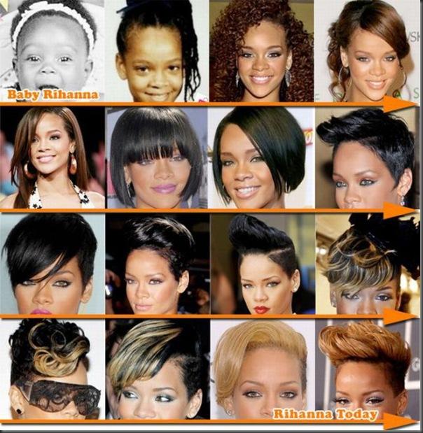 Mudança no estilo de cabelo dos famosos (6)