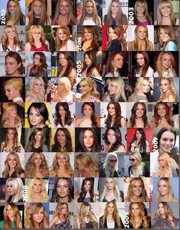 Mudança no estilo de cabelo dos famosos (8)