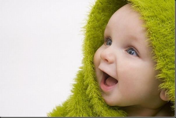Lindas fotos de bebês