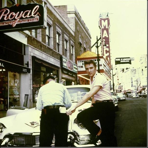 Fotos raras de Elvis Presley (15)