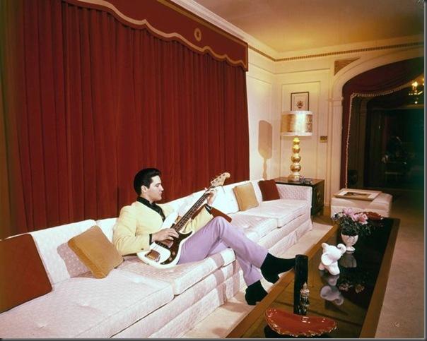 Fotos raras de Elvis Presley (12)