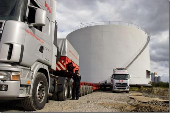 Como transportar cargas de grandes dimensões (1)