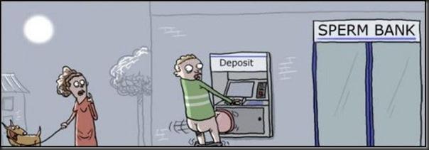 Banco esperma