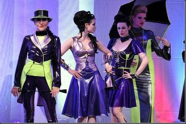 Latex Fashion Show 2010 em Hamburg (24)