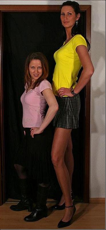 As mulheres mais altas do mundo (10)
