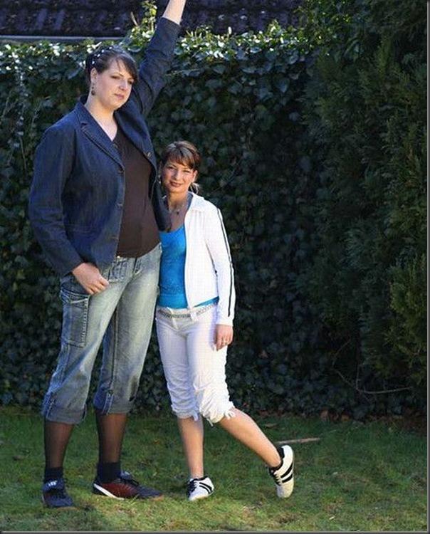 As mulheres mais altas do mundo (9)