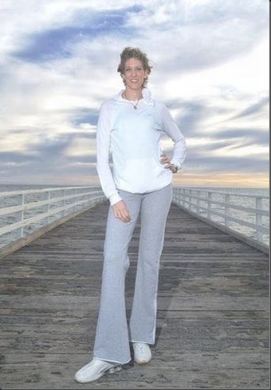 As mulheres mais altas do mundo (8)