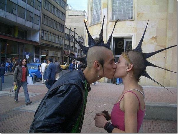 Os punks também amam (8)