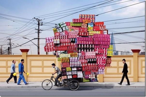 Pra que um caminhão se eu tenho uma bicicleta (1)