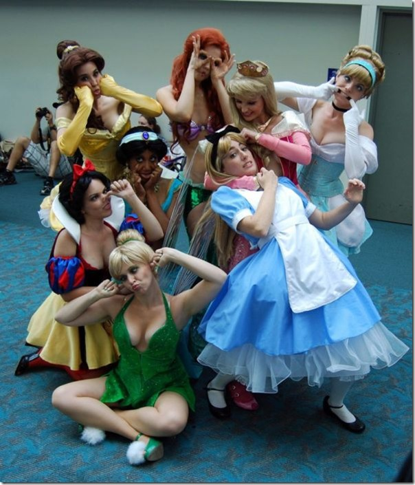 Princesas sexys da Disney (17)