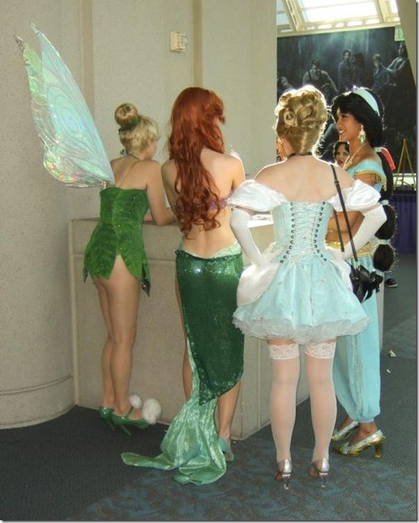 Princesas sexys da Disney (1)