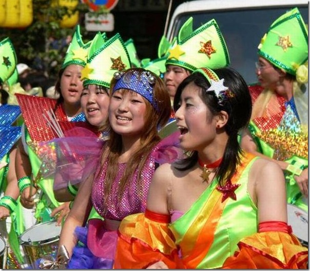 O carnaval no Japão (9)