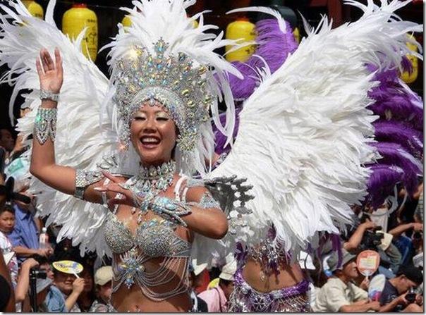 O carnaval no Japão (2)