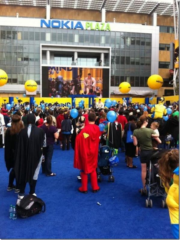 Maior reunião de super-heróis (16)