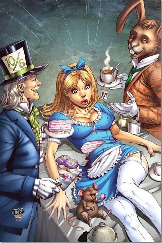 Alice no pais das maravilhas (1)