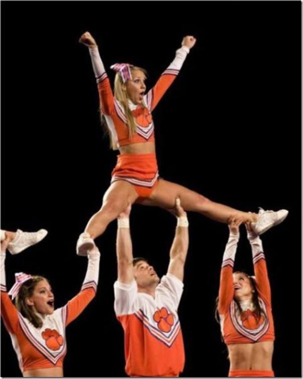 Cheerleaders fail (8)
