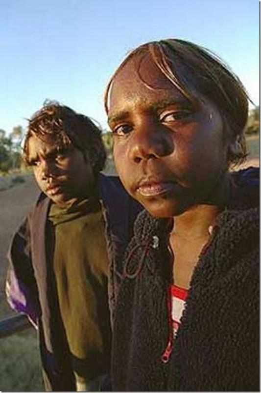 Aborígenes australianos (9)