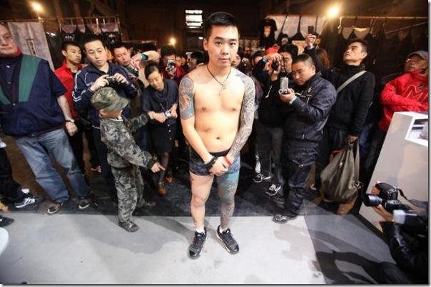 Festival Internacional de Tatuagem em Pequim (20)