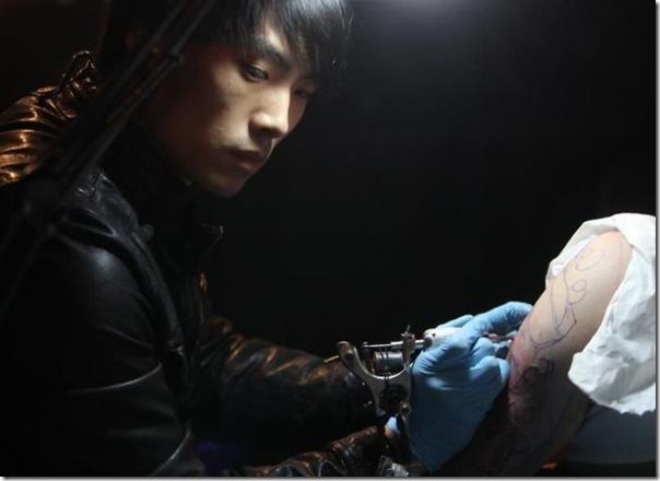 Festival Internacional de Tatuagem em Pequim (11)