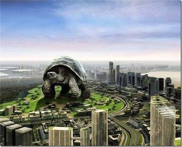 Gigantes em nosso pequeno mundo (10)