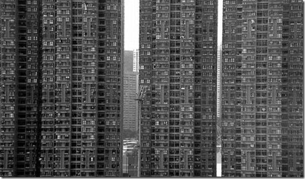 Moradias na china