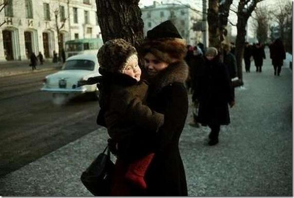 Fotos do passado das pessoas na URSS (24)