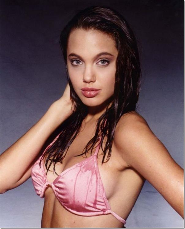 A jovem Angelina Jolie (10)