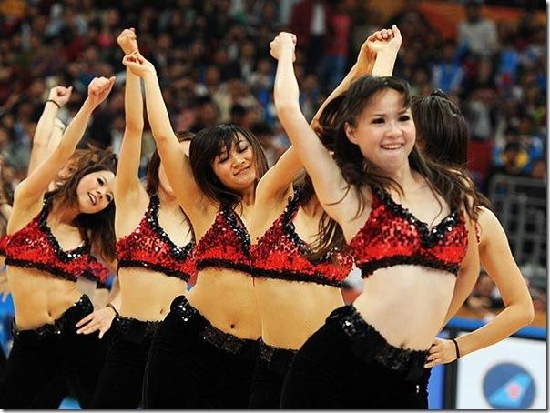 Cheerleaders dos jogos asiaticos (6)